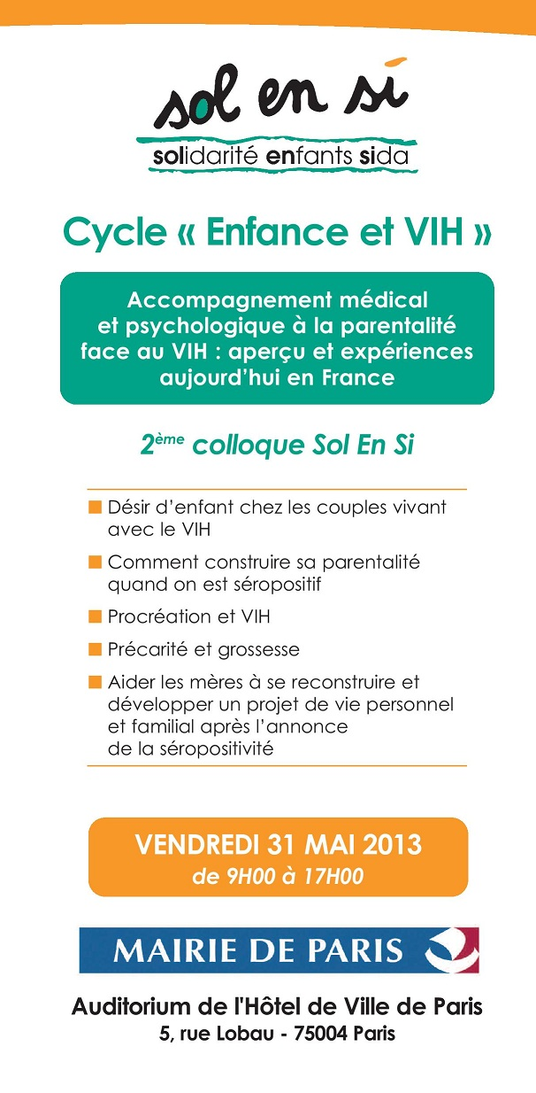 Colloque Solensi 2013