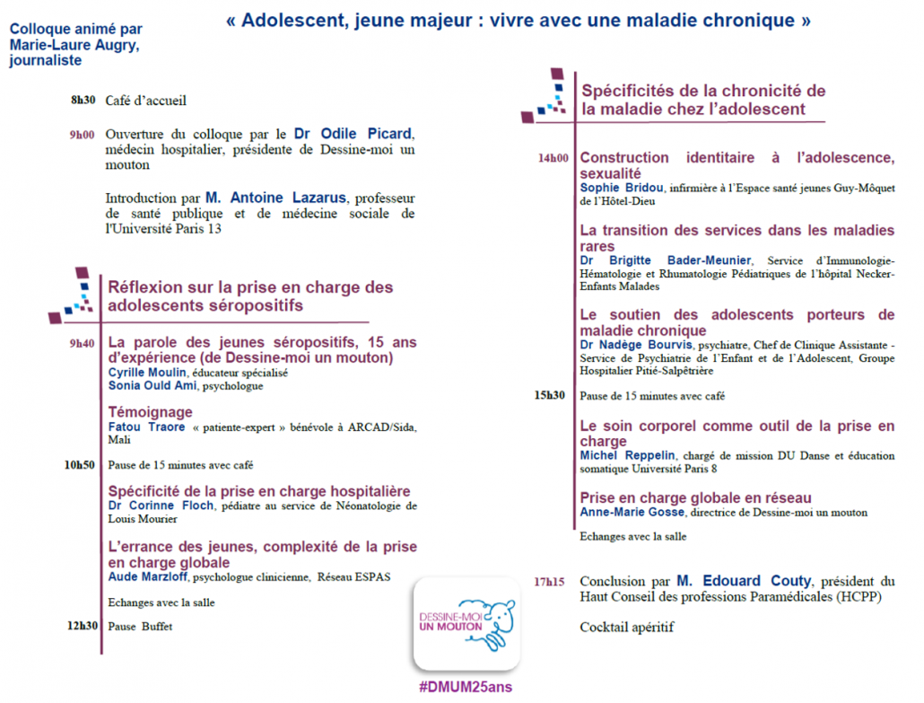 Programme Colloque DMUM